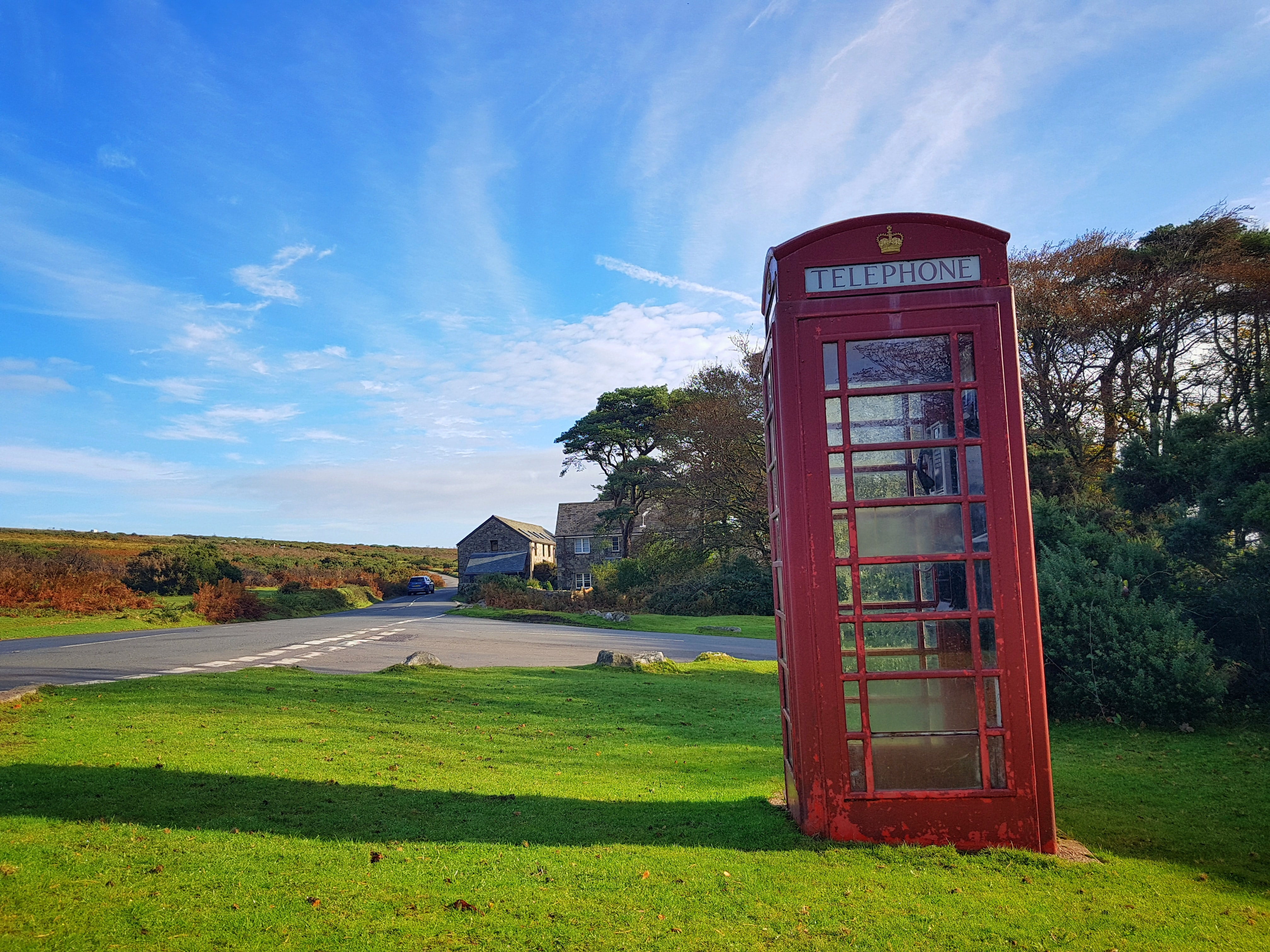 Devon Phone Box